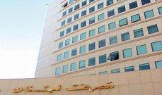 بيان جديد من مصرف لبنان بخصوص بيع الدولار