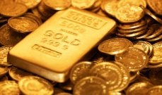 ارتفاع أسعار الذهب هامشيًا عند التسوية بعد صدور بيانات اقتصادية