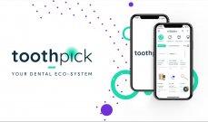 """""""Toothpick"""".. تطبيق ثوري يُبشر بعصر جديد من طب الأسنان الرقمي"""