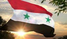 وزير الاقتصاد السوري: وافقا على مشروع مع شركة إماراتية لإقامة محطة توليد كهروضوئية