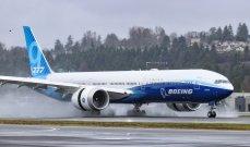 """""""بوينغ"""" تخطط لبيع 8700 طائرة لشركات الطيران الصينية بحلول عام 2040"""