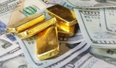 الذهب يبدأ الأسبوع على تراجع بفعل قوة الدولار