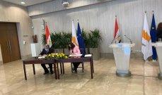 سلطتا مصر وقبرص تبرمان اتفاقا للربط الكهربائي