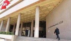 البنك المركزي التونسي يبقي على سعر الفائدة الرئيسي بدون تغيير عند 6.25%