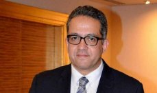 وزير السياحة المصري: 15 مليار دولار قيمة المشاريع الاستثمارية الحالية