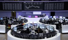ستوكس يوروب 600 أغلق على ارتفاع بنسبة 1.6% إلى 458.5 نقطة
