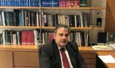 د. بركات: مبادرة السلطات النقدية تستأهل الترحيب إنما من دونها تحدّيات