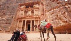 الأردن: ارتفاع الدخل السياحي بنسبة 15.4% في نهاية آب