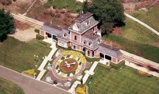 بيع مزرعة مايكل جاكسون بمبلغ أقل بكثير من قيمتها!