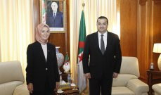 وزير الطاقة الجزائري: نرغب بإنشاء شراكات جديدة مع تركيا في مجال المحروقات
