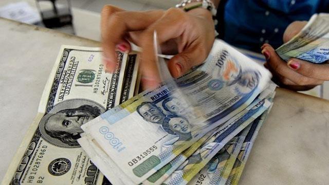 البيزو الفلبيني يسجل أكبر تراجع له خلال اليوم منذ عام 2013