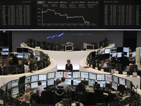 ارتفاع الأسهم الأوروبية عند الإغلاق مع التفاؤل بشأن تعافي الاقتصاد