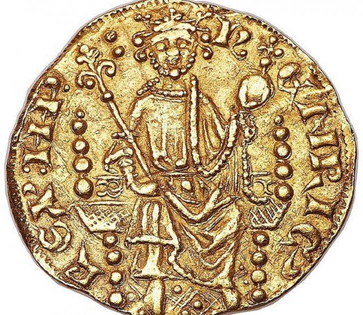 بيع عملة ذهبية بريطانية من القرن الـ13 بسعر خيالي!