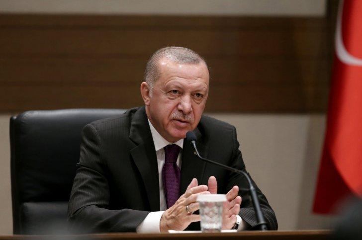 """اردوغان: التضخم مشكلة عالمية لا تقتصر على تركيا وقطاعنا السياحي يمكنه تعويض الخسائر التي سببتها """"كورونا"""""""
