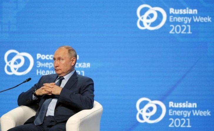بوتين: روسيا لا تستخدم الغاز كسلاح وهي على استعداد لمساعدة أوروبا