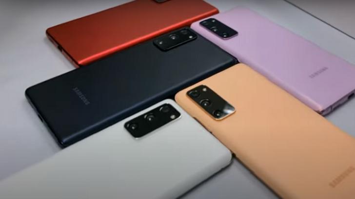 """""""سامسونغ"""" تتحضر لإطلاق هاتف جديد من فئة """"Galaxy S"""""""