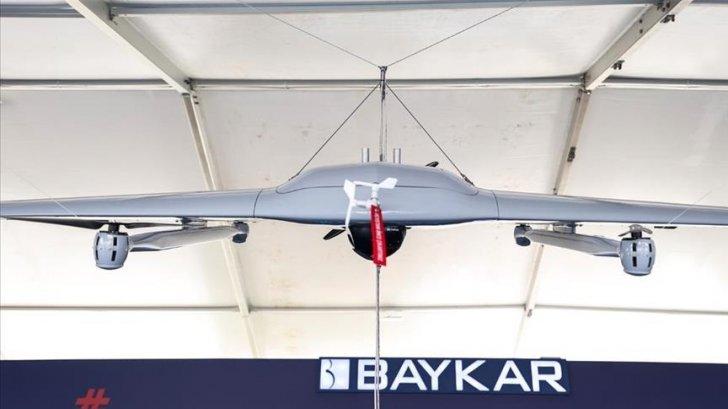 """شركة """"بايكار"""" التركية تعتزم البدء بإنتاج وتسليم مسيّرات إقلاع وهبوط عمودي خلال 2022"""