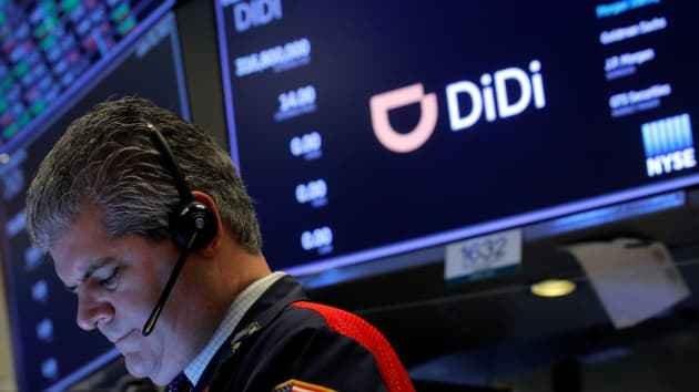 """تراجع ثروة الشريكان المؤسسان لـ""""ديدي غلوبال"""" بحوالي 1.5 مليار دولار"""