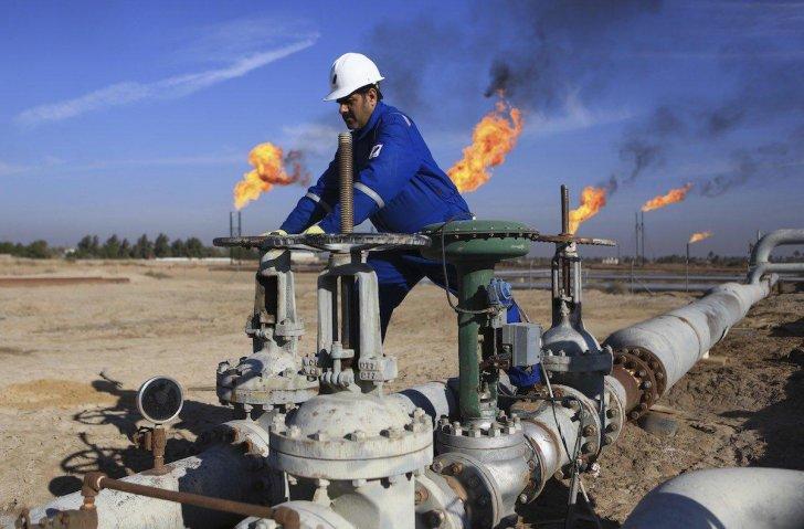 انسحاب كبريات شركات النفط الأجنبية من العراق