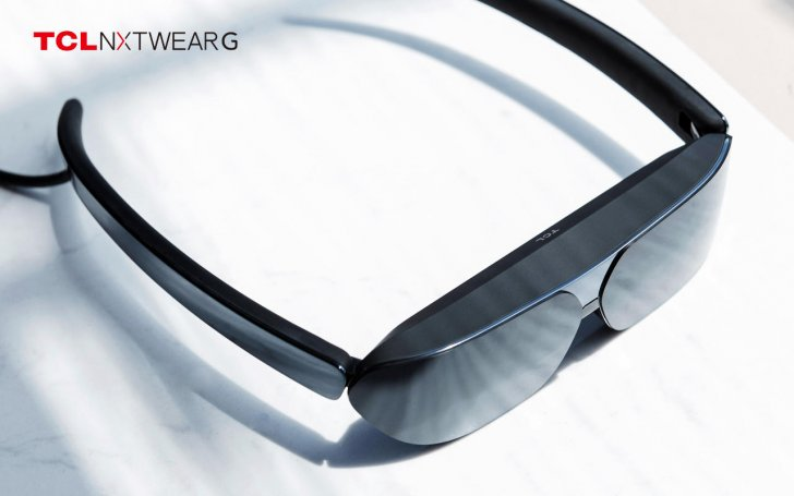 """""""TCL"""" تطرح أولى نظاراتها الذكية لمحبي مشاهدة الأفلام"""