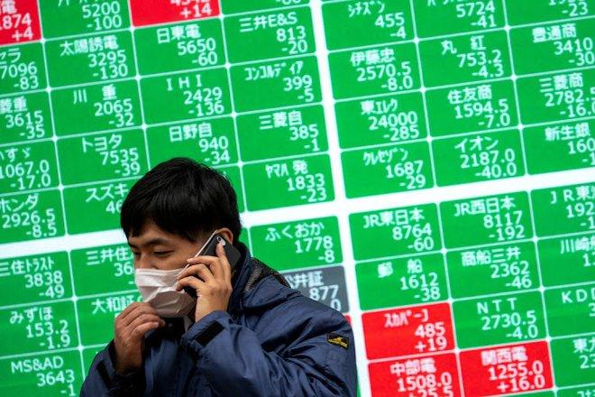 ارتفاع الأسهم اليابانية إثر نتائج إيجابية للشركات