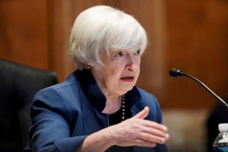 """وزيرة الخزانة: التخلف عن سداد الديون سيضعف أميركا """"بشكل دائم"""""""