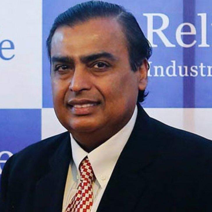 """بلومبيرغ: ثروة رئيس مجلس إدارة """"ريلاينس إندستريز"""" الهندية ارتفعت 15 مليار دولار عن العام الماضي"""
