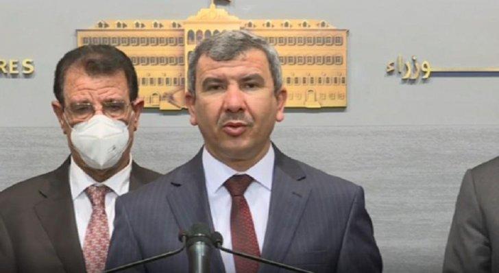 التقرير اليومي 03/07/2020: الوفد العراقي: مستعدون لكافة اجراءات التعاون مع لبنان