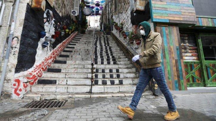 إنخفاض الدخل السياحي للأردن 48% خلال الشهور الخمسة الأولى في 2020