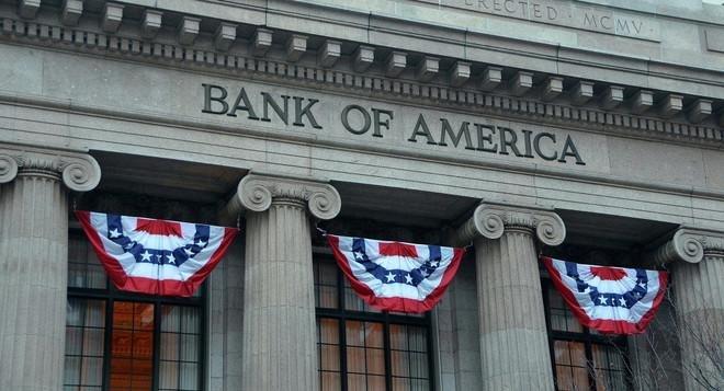 """""""كوين ديسك"""": """"بنك أوف أميركا"""" يسمح لعملائه بتداول العقود الآجلة للبيتكوين"""