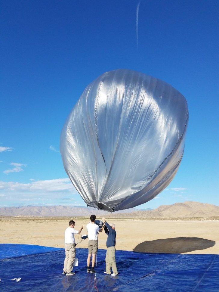 ناسا تنشر دراسة جديدة حول بالون يعمل على رصد الزلازل تأمل استخدامه في الكشف عن ألغاز كوكب الزهرة