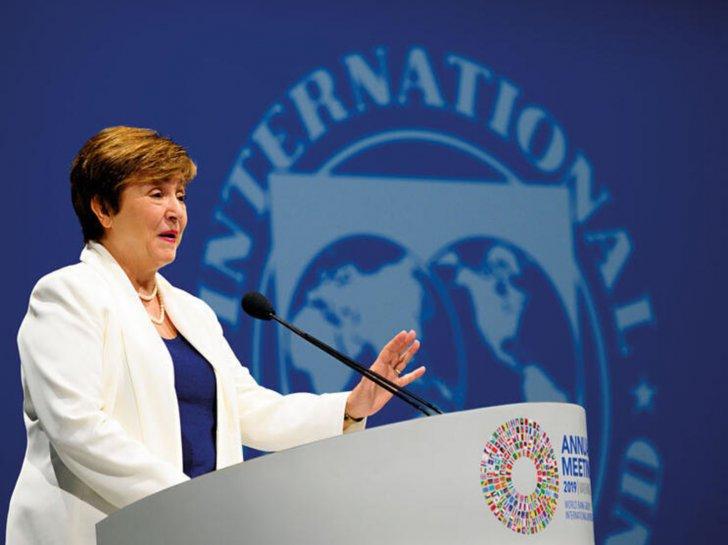 لا قرار بعد بشأن جورجيفا مع بدء الاجتماعات السنوية لصندوق النقد والبنك الدولي