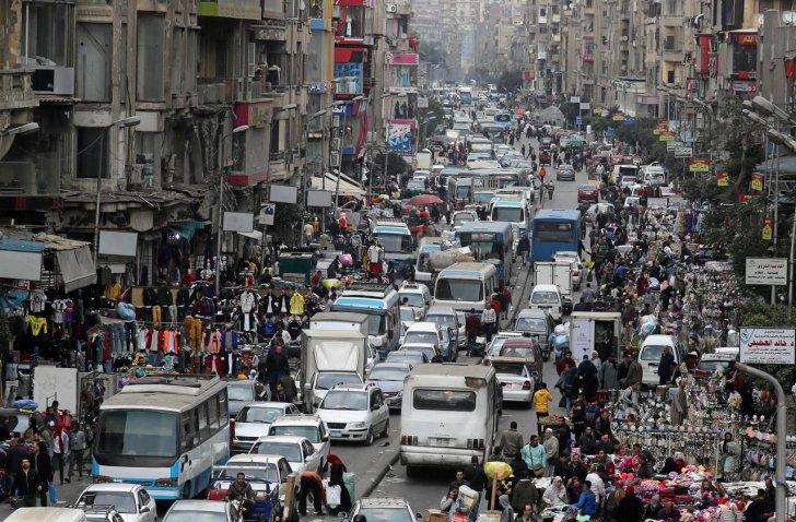 جهاز الإحصاء المصري: عدد السكان بلغ اليوم 102 مليون نسمة