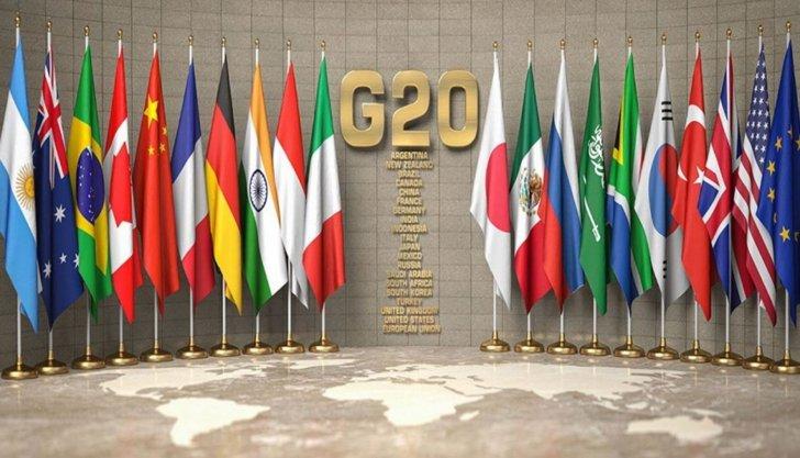 القادة الماليون لمجموعة الـ 20 يدعمون اتفاقا عالميا لضريبة الشركات ويتعهدون بمواصلة الدعم المالي