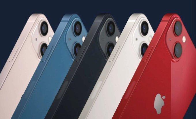 آبل تكشف عن الجيل الجديد من هواتف أيفون 13