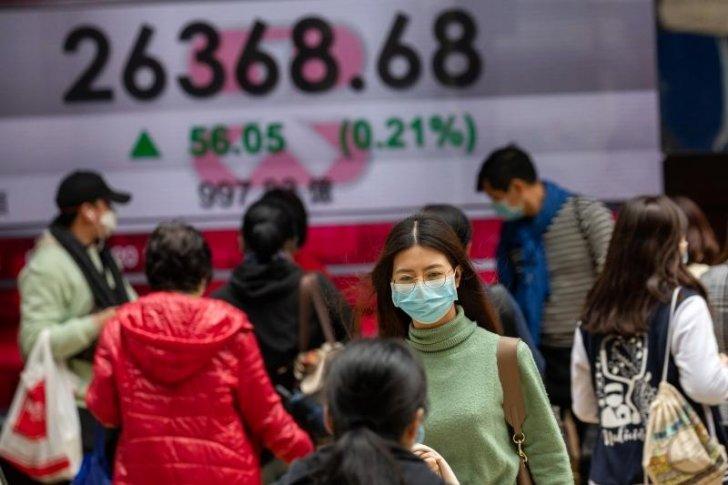 ارتفاع الأسهم الصينية بعد إجراء مكالمة هاتفية بين بايدن وجين بينغ
