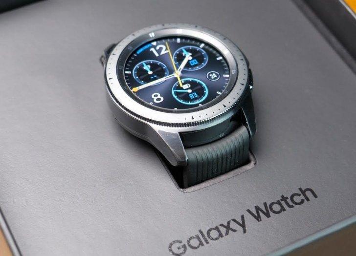 """تقارير: تسريبات جديدة لتصميم ساعة """"سامسونغ"""" الذكية """"غلاكسي ووتش 4"""""""