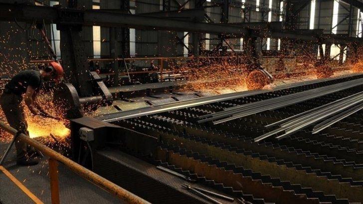 ارتفاع إنتاج الصلب العالمي 10.6 بالمئة في 8 أشهر