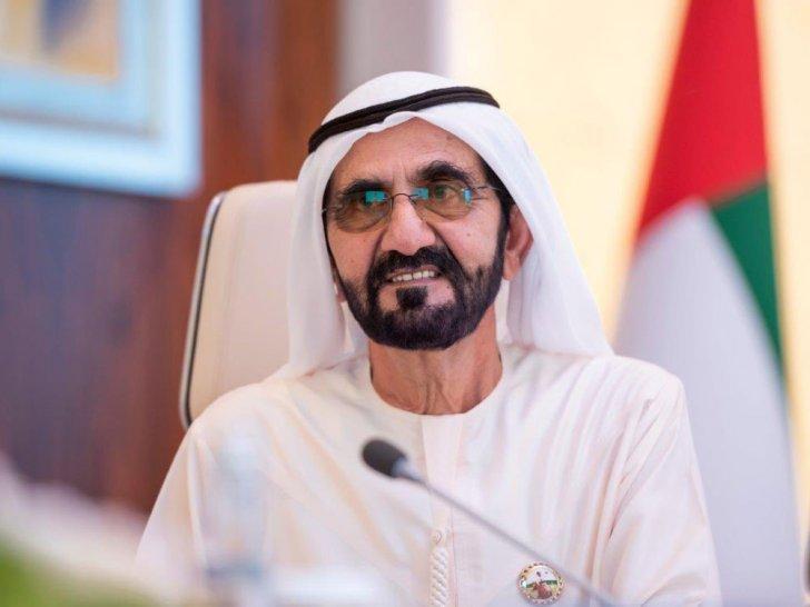 محمد بن راشد أصدر مرسوما بتشكيل مجلس إدارة سلطة مركز دبي للسلع المتعددة