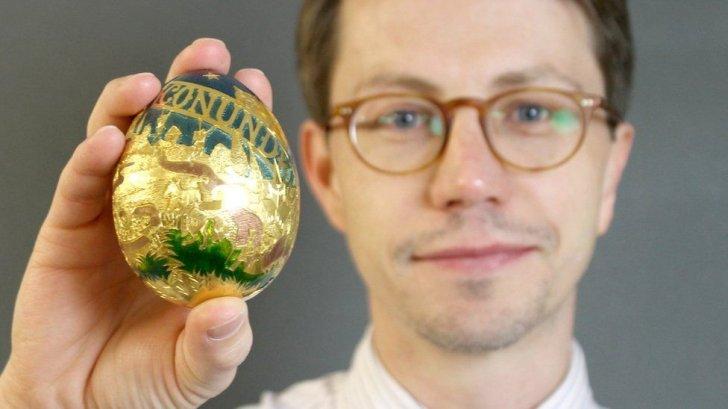 """بيضة """"كادبوري"""" الذهبية تُباع بسعر خيالي..."""
