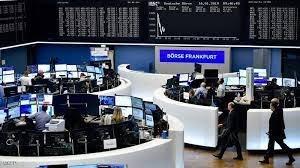 """مؤشر """"ستوكس 600"""" الأوروبي أغلق على ارتفاع بنحو 0.9% إلى 467 نقطة"""