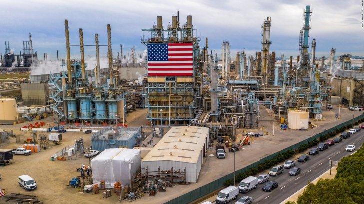 إدارة معلومات الطاقة: الطلب على المشتقات النفطية في أميركا يسجل أعلى مستوى منذ آذار 2020